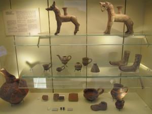 Old pottery Pergamon Museum
