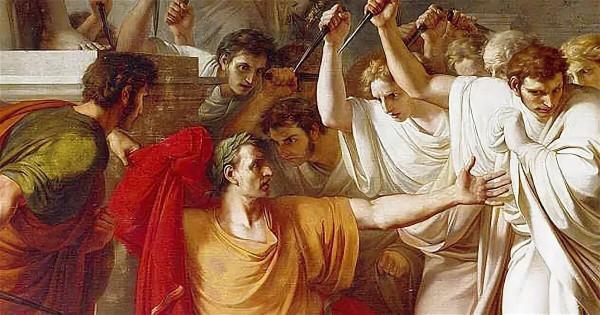 Как умер Цезарь