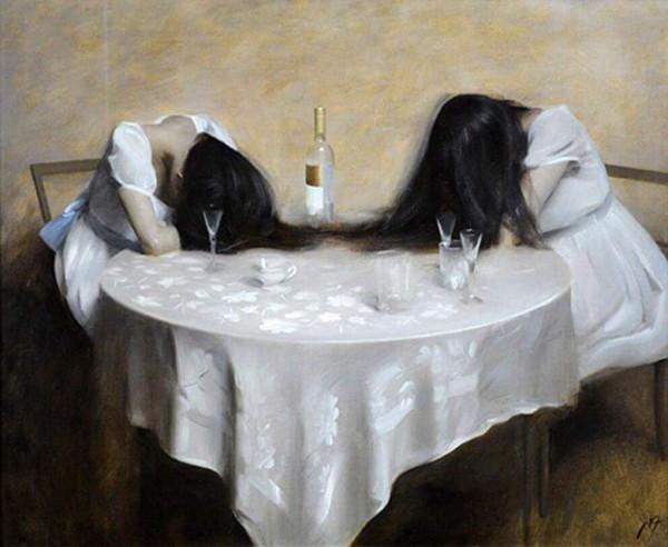 ХВ! Наша депрессивная художественная галерея