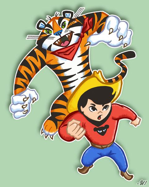 Pancho Pantera & Tigre Toño