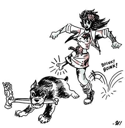 Zombie Doggie