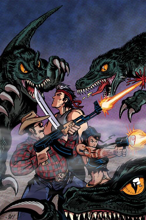Narcos vs Velociraptors II