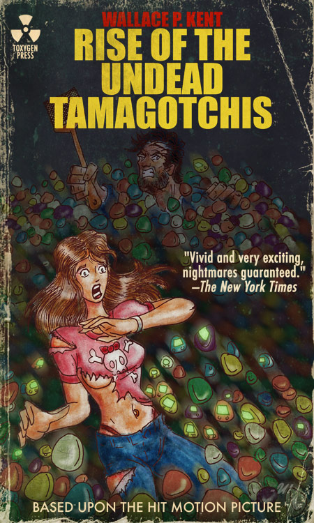 Undead Tamagotchis