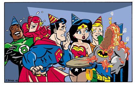 Superman Rulez!