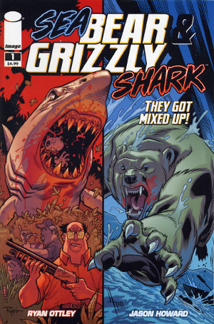 Sea Bear & Grizzly Shark
