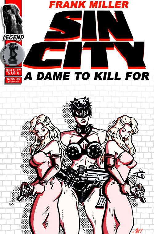 Sin City Redux