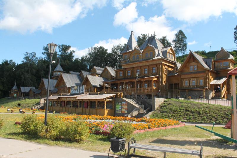 Город мастеров в Городце - одна из главных достопримечательностей
