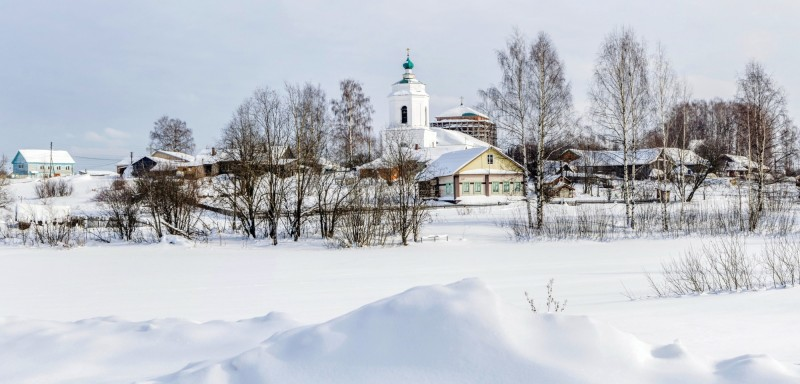 Фото Елены Чудиновских, Вятская земля