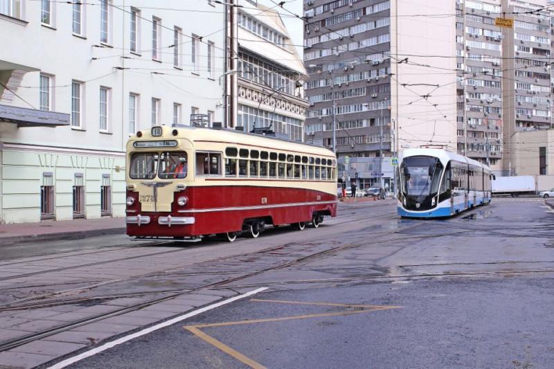 Рижский трамвай РВЗ-6, 1960-66 годы