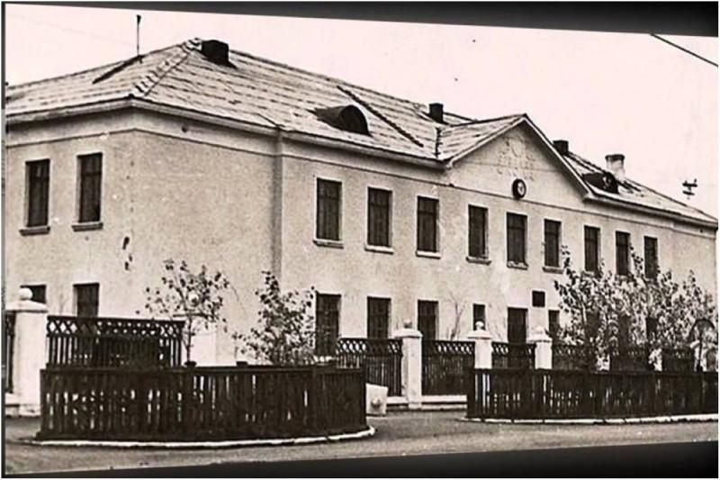 Школа № 32, г.Волчанск, Свердловская область