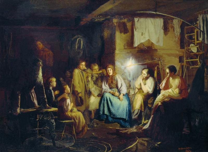 Максимов В.М. «Бабушкины сказки», 1867