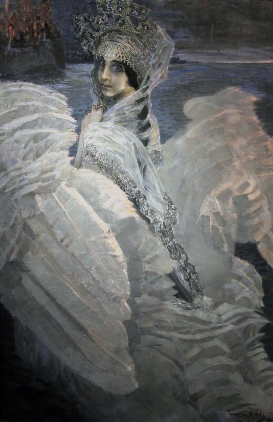 Врубель М.А. «Царевна Лебедь», 1900