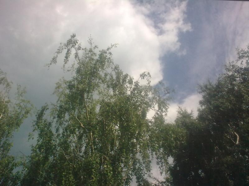 После дождя, 15:08
