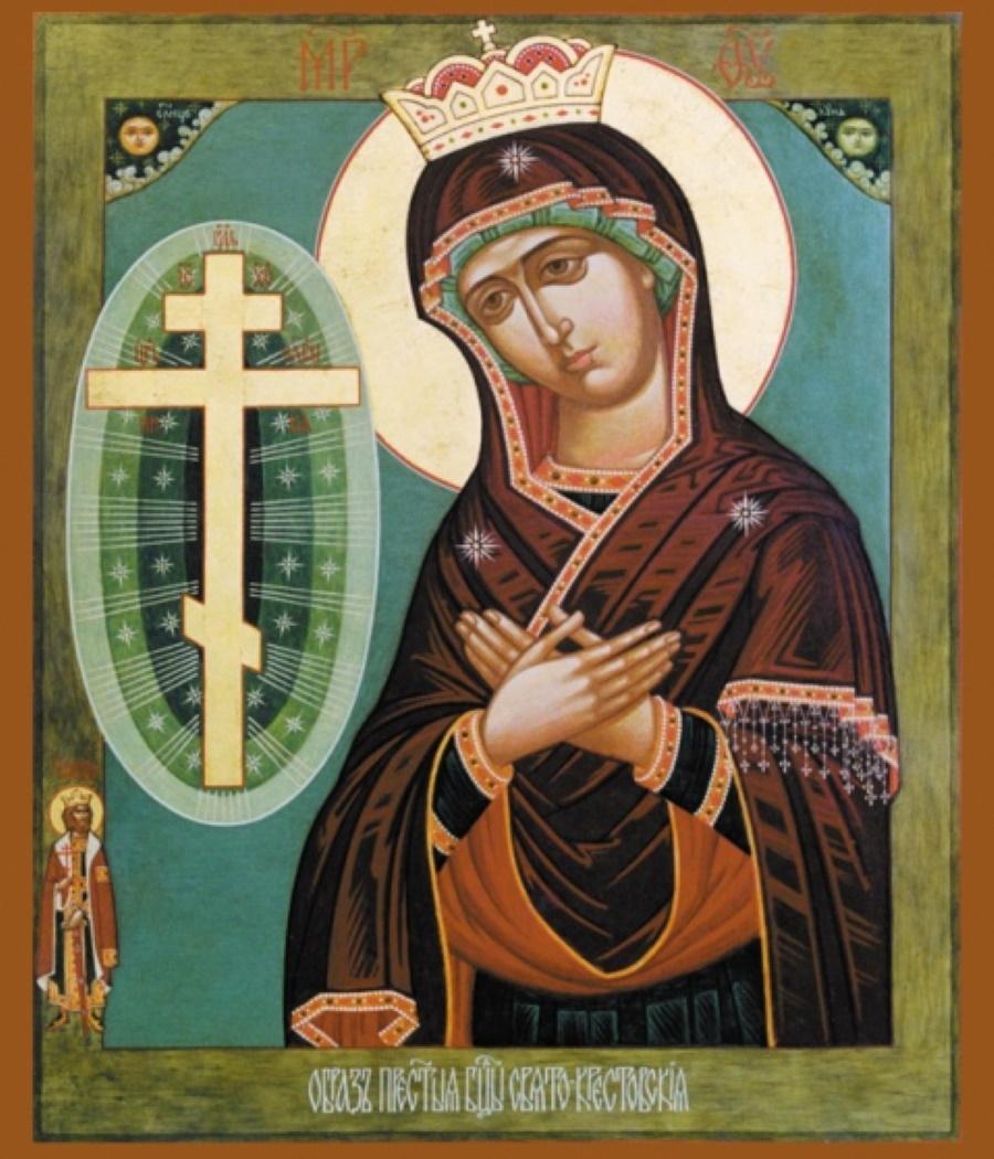 Явление Пресвятой Богородицы во время захвата Будённовска (г. Святого Креста)