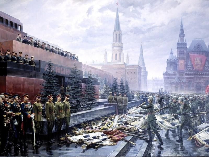Художник Михаил Хмелько