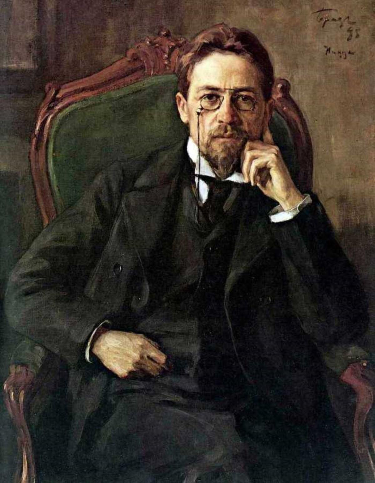 Единственный прижизненный законченный портрет классика русской литературы - творение художника Осипа Браза