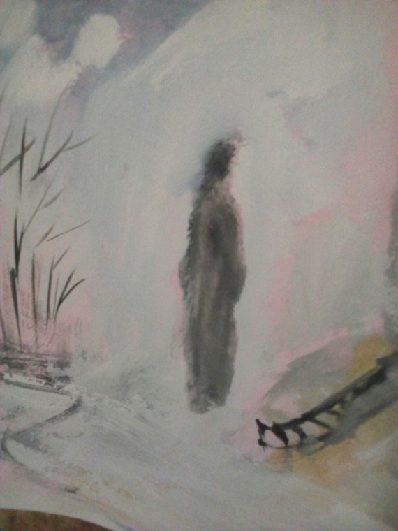 Рисунок Флариды Гредягиной