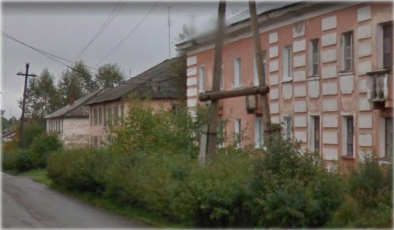 Ул. Парковая, в середине мой дом. Посмотрела на карте, ещё стоит.