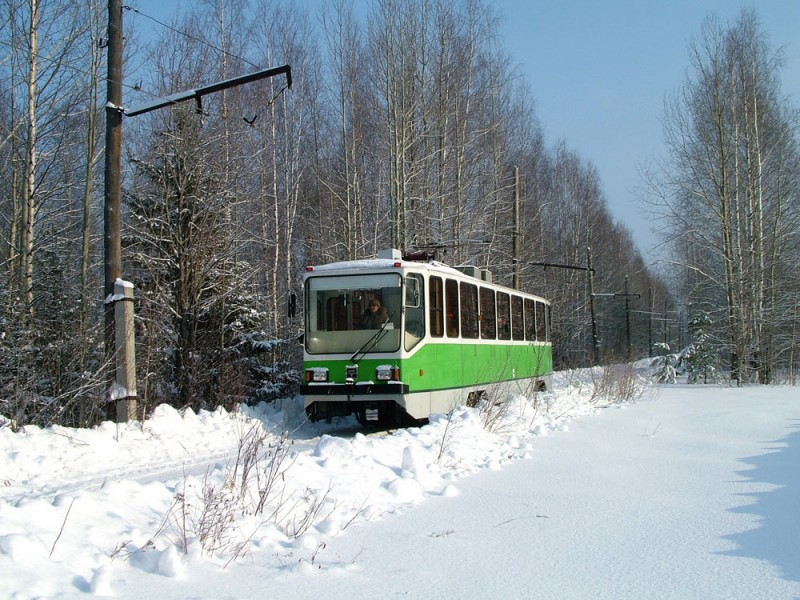 г. Волчанск, Северный Урал