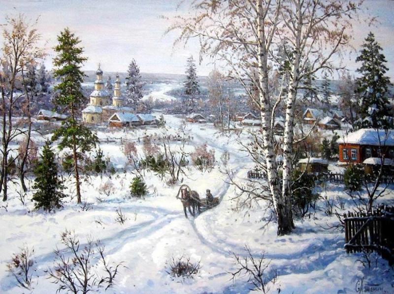 Худ. Сергей Ханин
