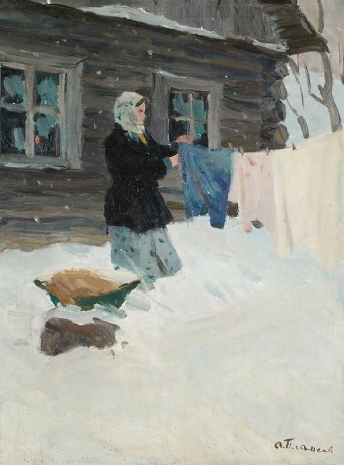 А. Пламеницкий