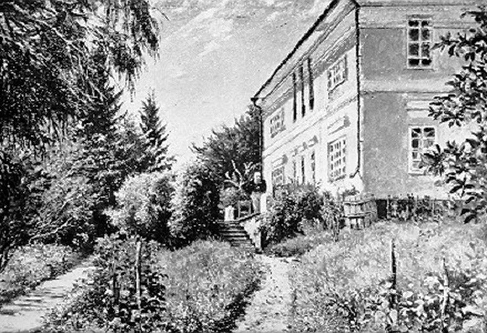 Усадьба в Воробьёвке