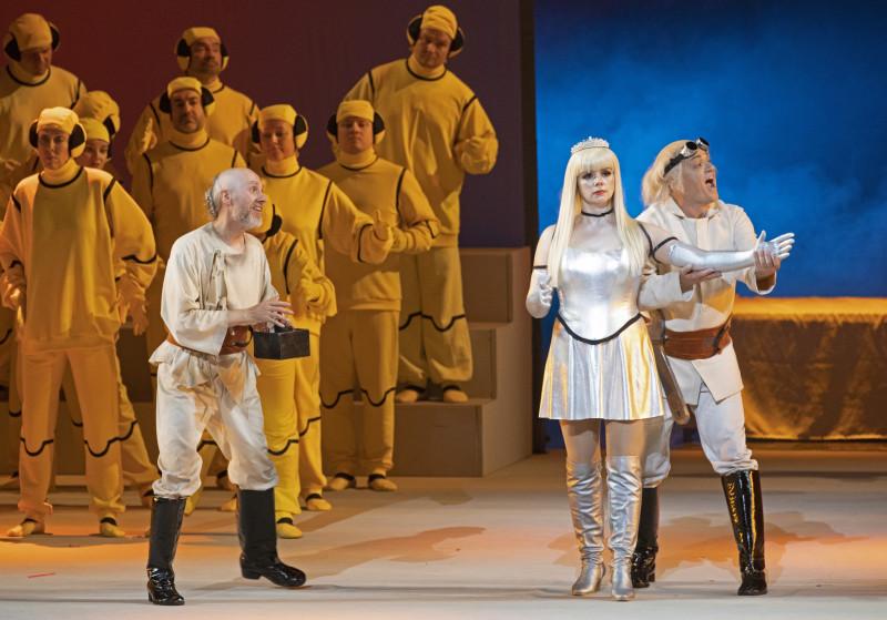 Фото Наташи Разиной © Мариинский театр