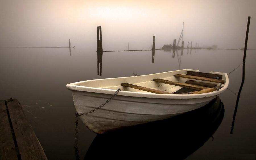 слышать лодка