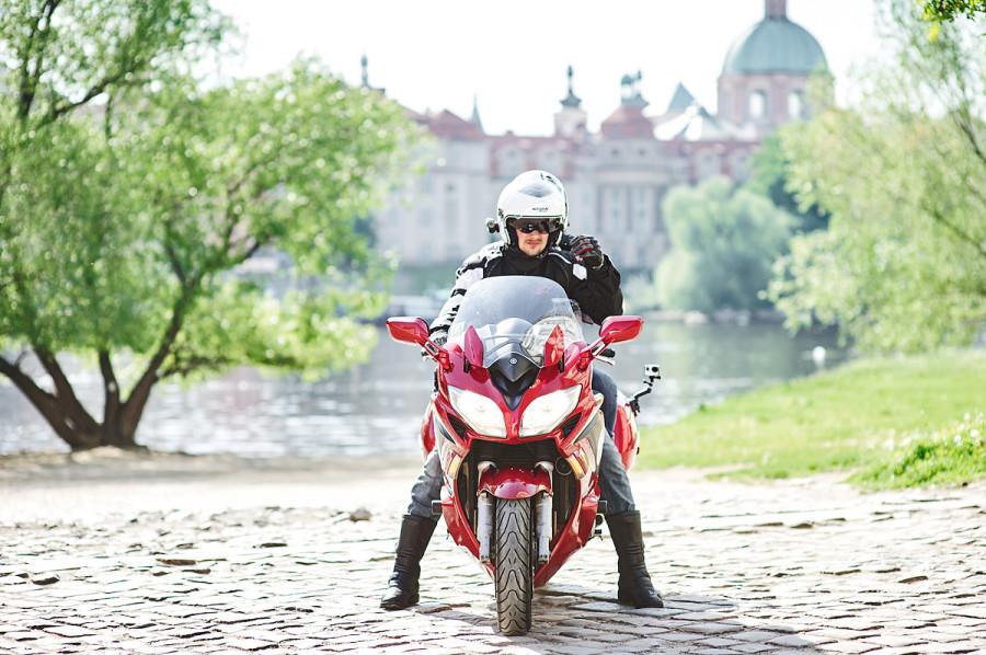 лав стори в Праге