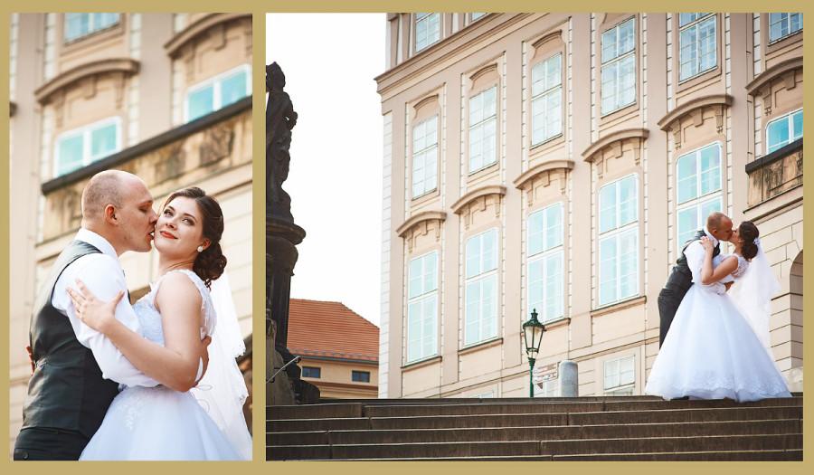 фотограф в Праге замок Шато Барокко