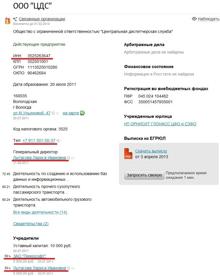 ООО ЦДС номер 2