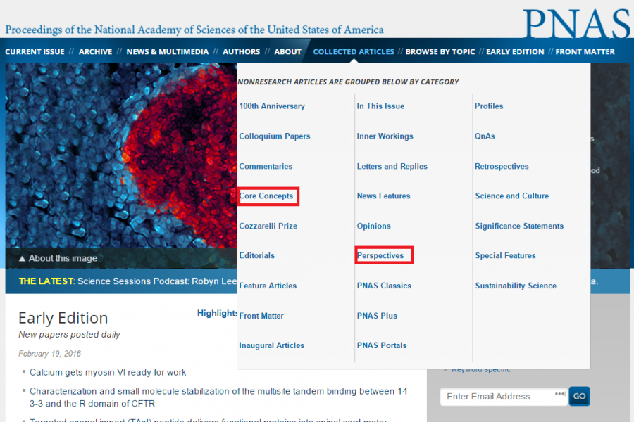 Proceedings Of The National Academy Of Sciences Online Dating