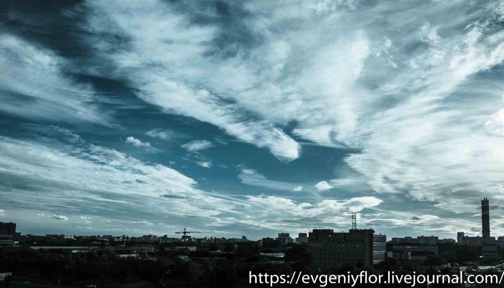 Красивый закат и облака на районе Понедельник  (1 of 31).jpg