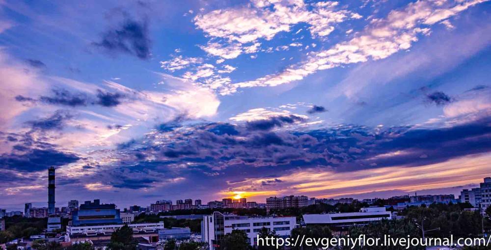 Красивый закат и облака на районе Понедельник  (12 of 31).jpg
