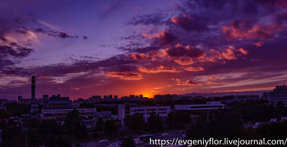 Красивый закат и облака на районе Понедельник  (17 of 31).jpg