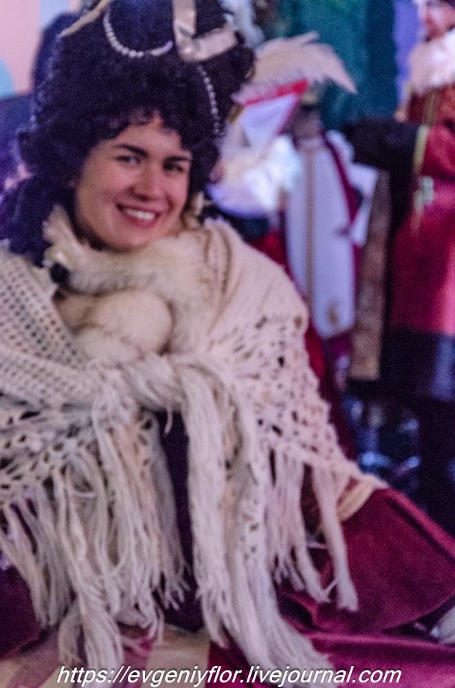 Испанская пьеса И Парад Снегурочек   28 - 12 - 2018 Пятница-5546.JPG