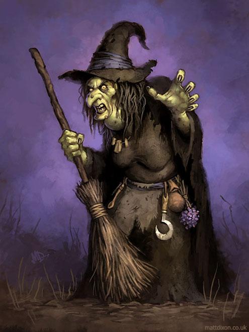 003-Witch