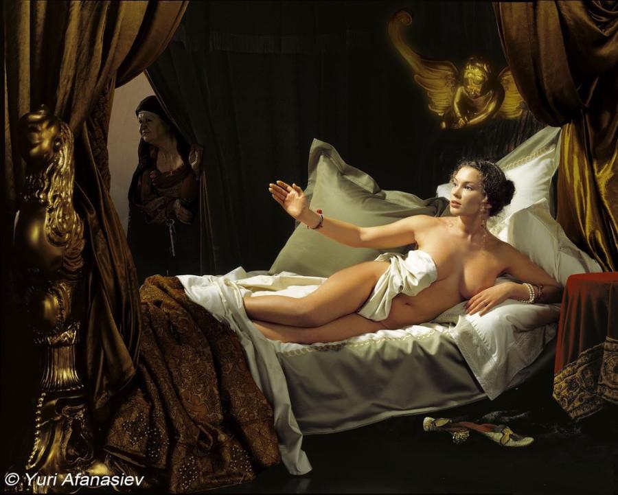 Искусство голых женщин живопись