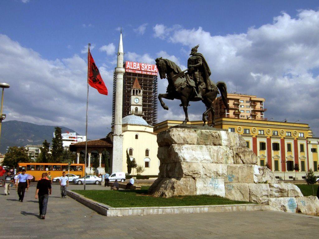 Картинки по запросу тірана албанія