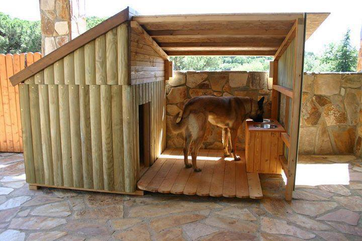 free-dog-house-plans