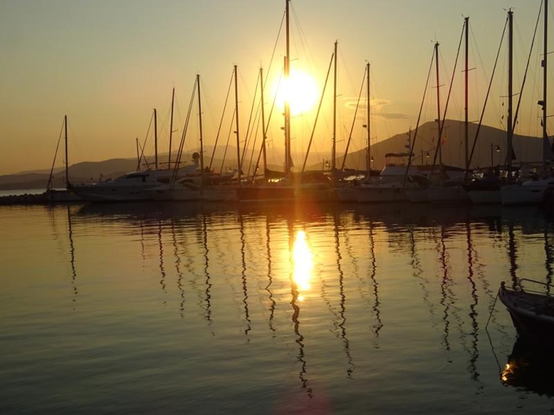 порт Орэи, Северная Эвия