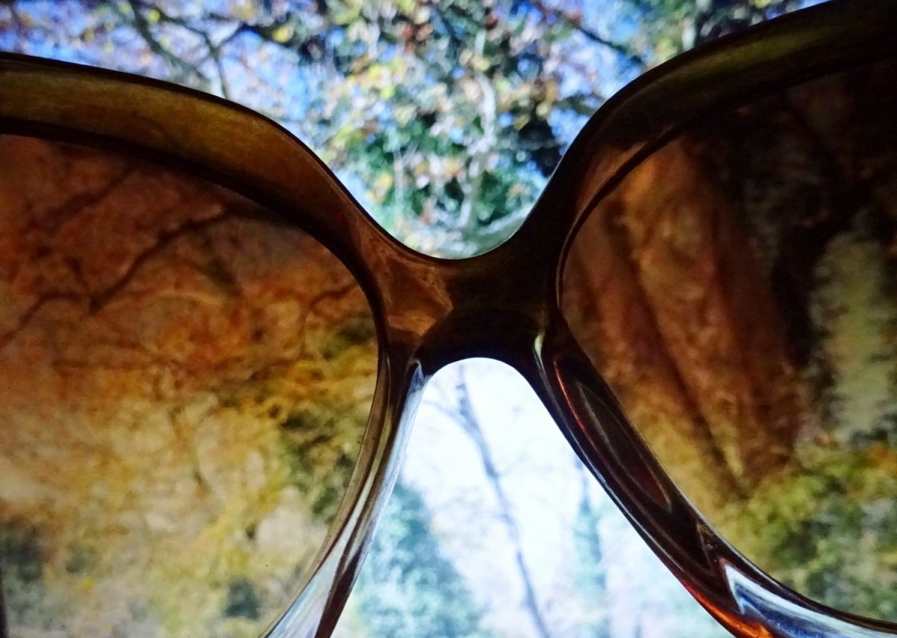 жизнь прекрасна, главное - правильно подобрать очки
