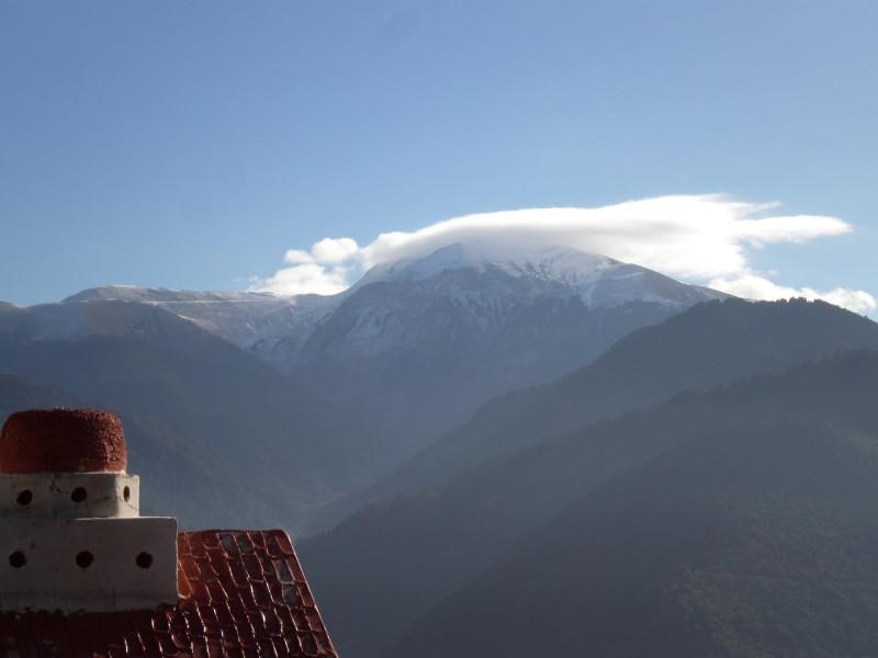 горы Пилио, Греция
