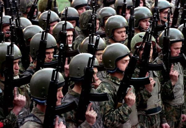 День подразделений специального назначения Вооруженных Сил России : Кавказская политика