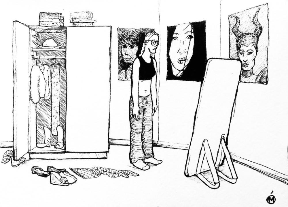 Невидимки и призраки