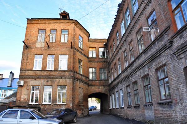 ВУфе суд признал аварийным 100-летний дом