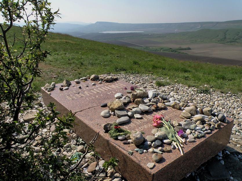 могила Волошина