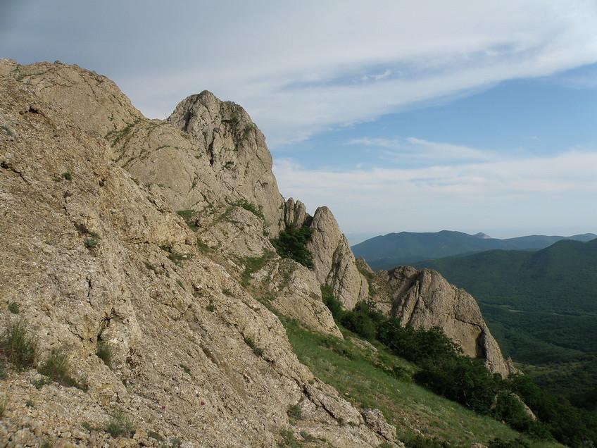 горы 2
