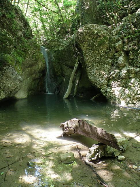 1-й водопадик