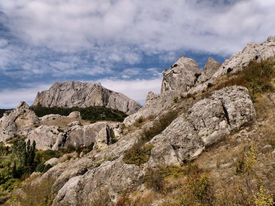 суровый дух скал